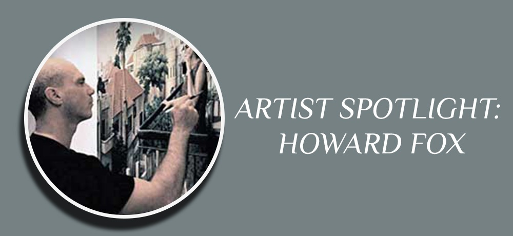 Blog by Howard Fox Artist