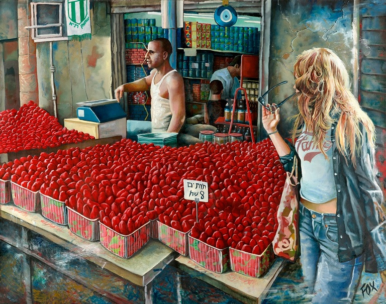 Contemporary Realist Painting